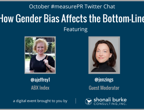 #measurePR Recap (October 2017): How Gender Bias Affects the Bottom-Line