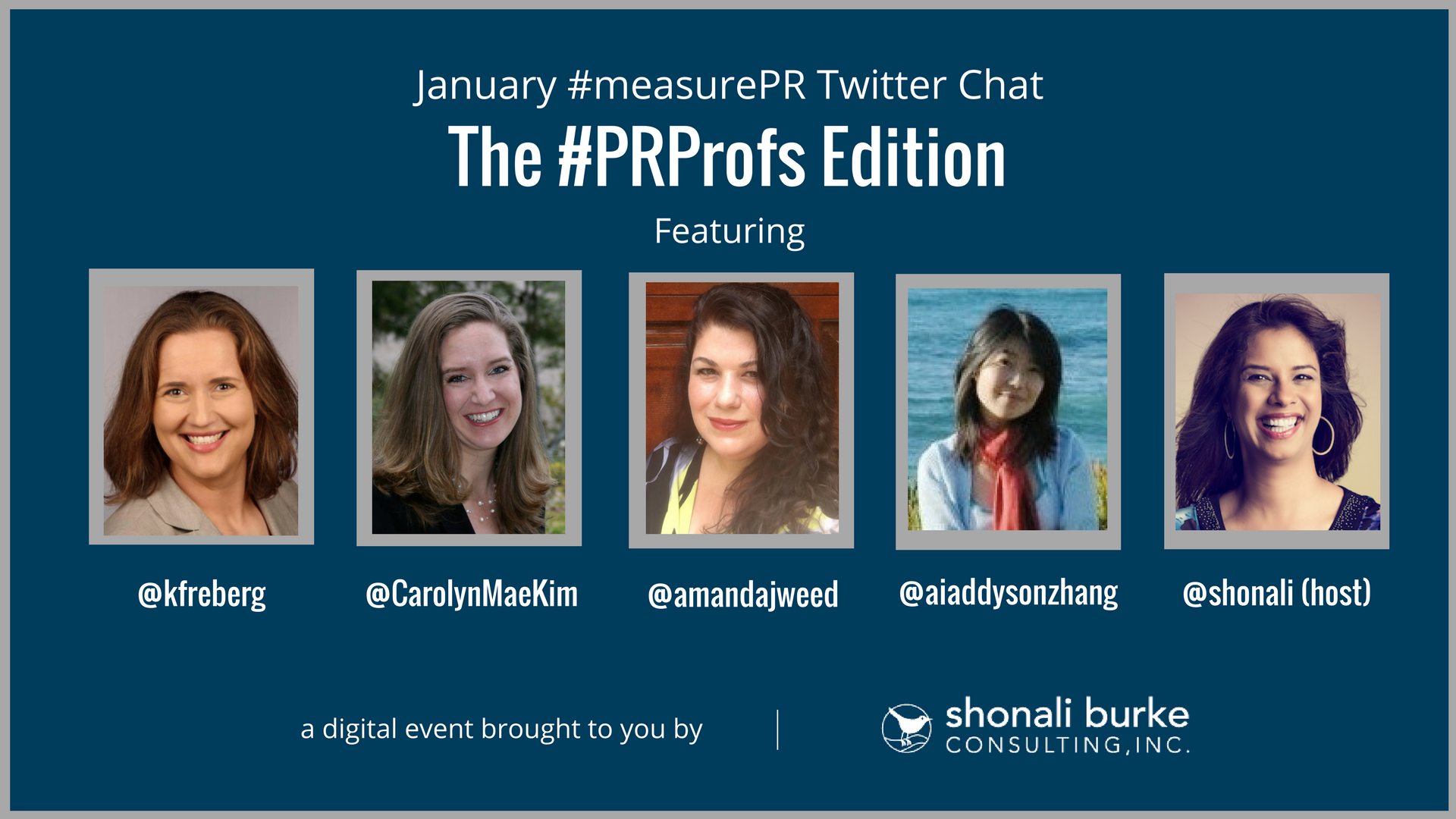 #measurePR Recap (January 2018): The #PRProfs Edition