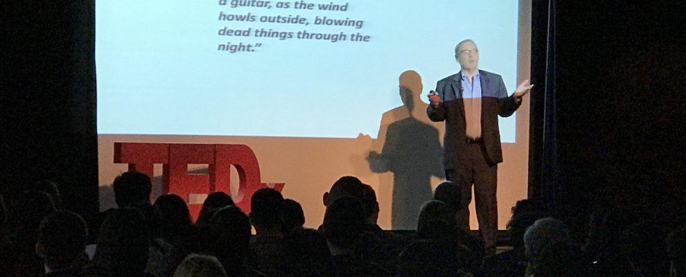 Jack Speer at TEDxJHUDC