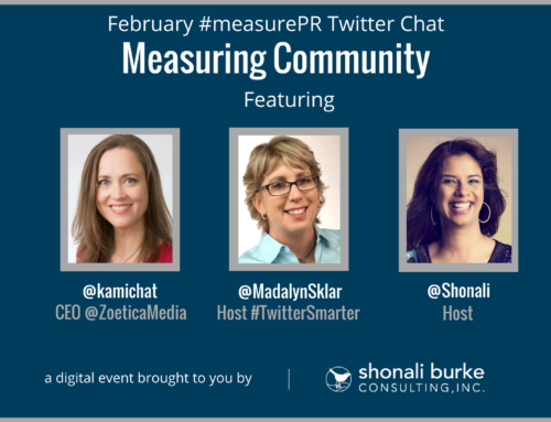 #measurePR Recap (February 2018): Measuring Community