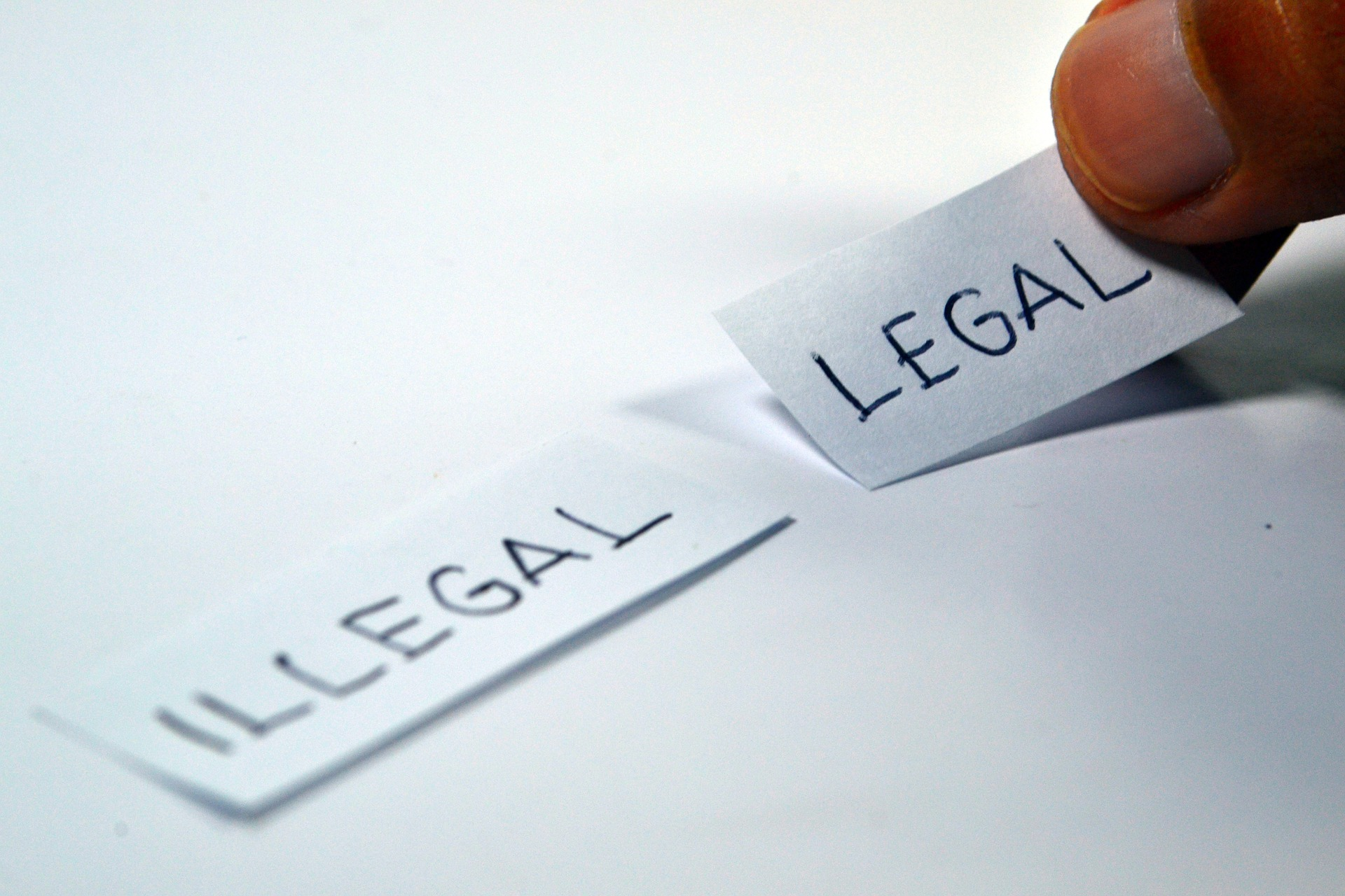 Avoiding Legal Problems