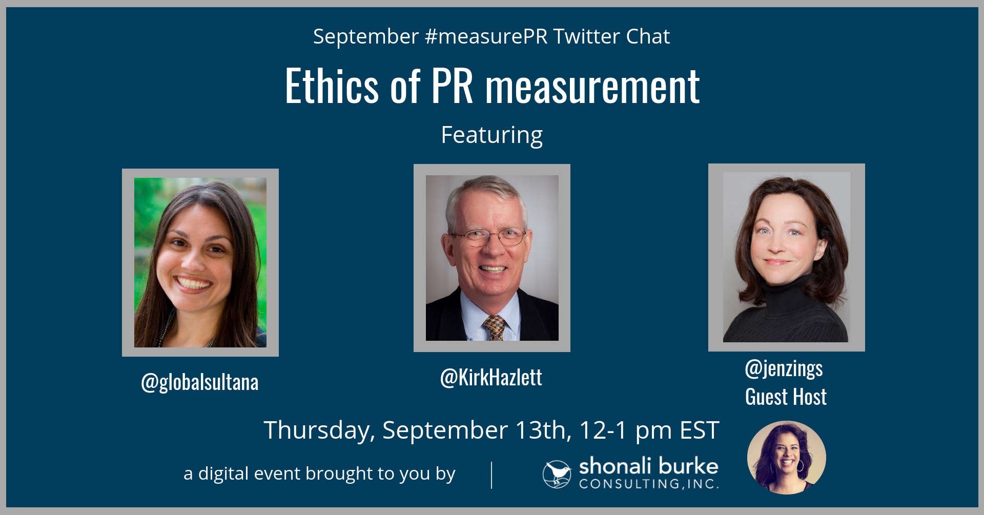 #measurePR Recap (September 2018): Ethics of PR Measurement