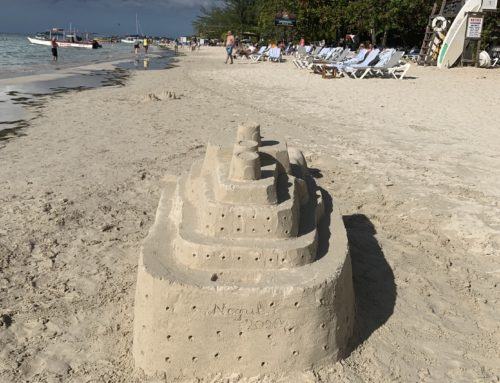 What a Sandcastle Reminded Me About Strategy